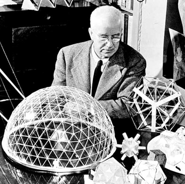 Domes Europe - Buckminster Fuller