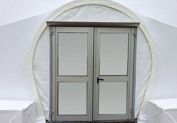Dome doors - Project 4