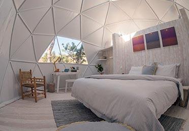 Dome tent kopen - Voorbeeld Dome 3