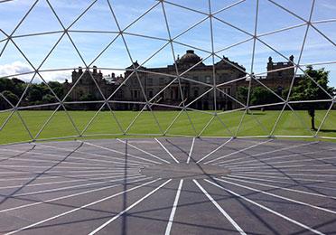Rent a Dome tent - Flooring