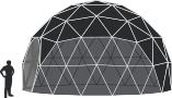 Dome tent sizes - 7m