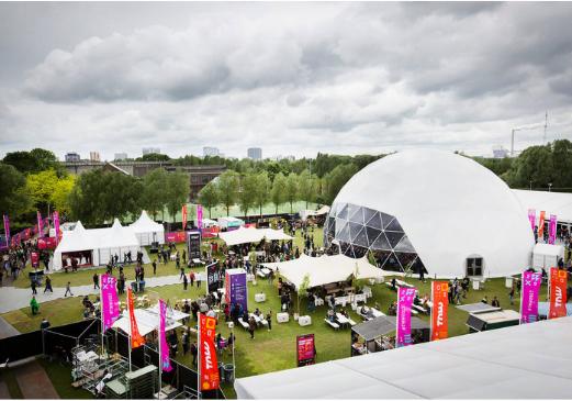 Festival Dome tent - Dome tent