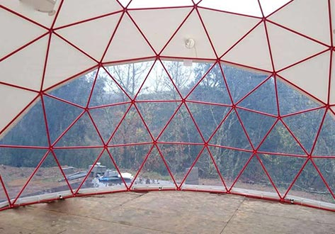 Glamping dome - Standard dome